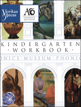 Veritas Phonics K Student Workbook without Primer (1st Edition)