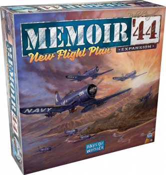 Memoir '44 New Flight Plan Expansion Game
