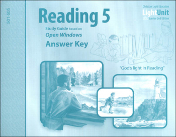Open Windows Answer Key (2nd Edition)
