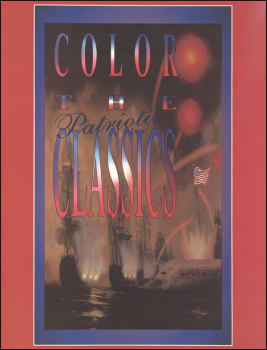 Color the Patriotic Classics Book Only