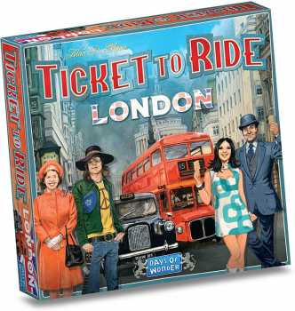 Ticket to Ride London Game