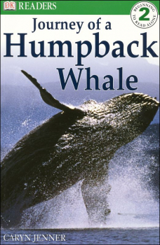 Journey of a Humpback Whale (DK Reader Level 2)