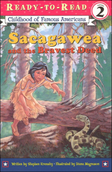 Sacagawea and the Bravest Deed (RTR COFA)