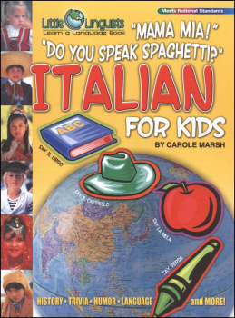 Italian For Kids (Little Linguists)