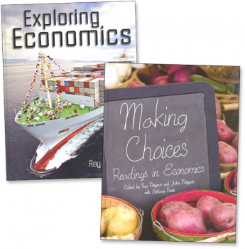 Exploring Economics Curriculum Package