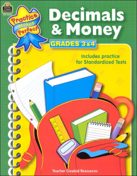 Decimals & Money Gr.3-4 (PMP)