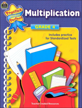 Multiplication Grade 4 (PMP)