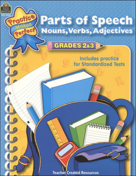 Parts of Speech Grades 2-3 (PMP)