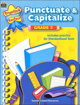 Punctuate & Capitalize Grade 2 (PMP)