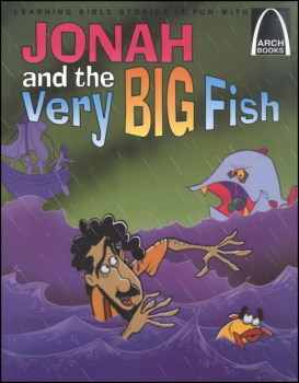 Jonah and the Very Big Fish (Arch Book)