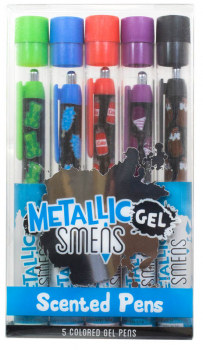 Metallic Gel Smen Set