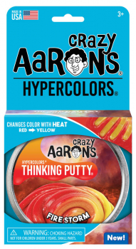 "Fire Storm Putty 4"" Tin (Hypercolor)"