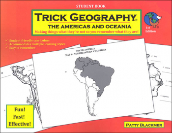 Trick Geography: Americas and Oceania Student Book
