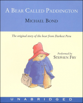 Bear Called Paddington Unabridged Audio CD