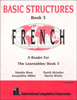 French Basic Structures 3 Book Only