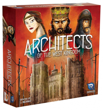 Architects of the West Kingdom Game