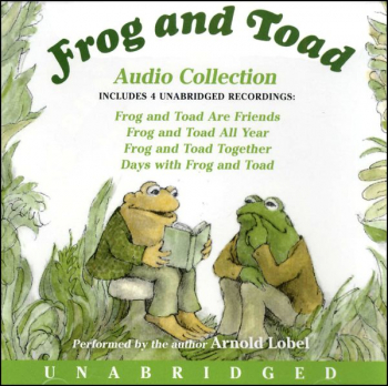 Frog and Toad Audio Collection, Volume 1 CD