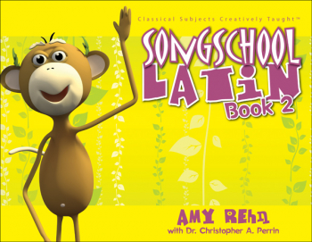 Song School Latin Book 2 with Song CD