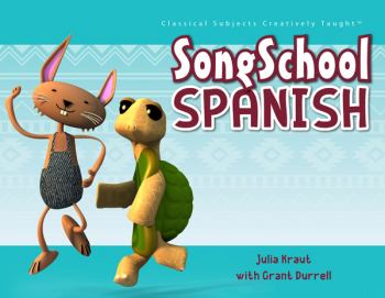 Song School Spanish Book and CD