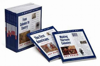 History of US 10-Volume Set 3rd Edition Revised without Sourcebook