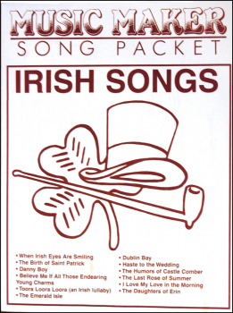 Irish Accessory Music