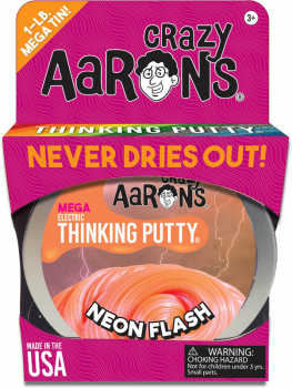 "Neon Flash Putty 6.5"" Mega Tin"