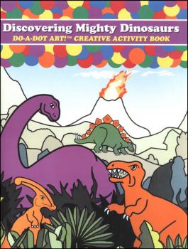 Dinosaurs Creative Art Book