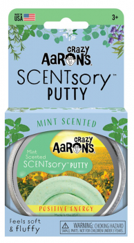 "Positive Energy Putty 2.75"" Tin (Aromatherapy Scentsory Putty)"