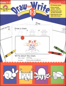 Draw Then Write Grades 1-3