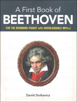 First Book of Beethoven