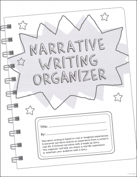 Narrative Writing Organizer Grades 4-5