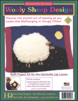 Wooly Sheep Refill Project Kit