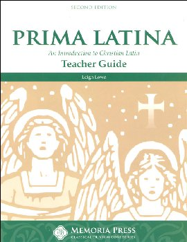Prima Latina Teacher Manual