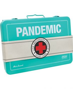Pandemic: 10th Anniversary Edition Game