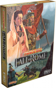 Pandemic: Fall of Rome Game