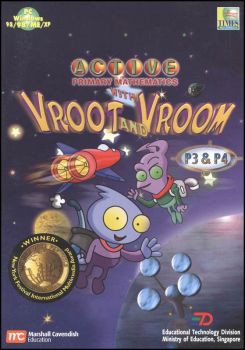 Vroot and Vroom CD-ROM