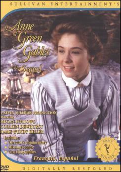 Anne of Green Gables Sequel DVD