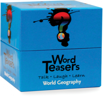 WordTeasers: World Geography