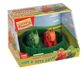 Snipe Hunt: An Indoor/Outdoor Hide & Seek Game