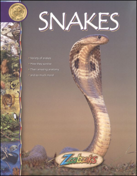 Snakes Zoobook