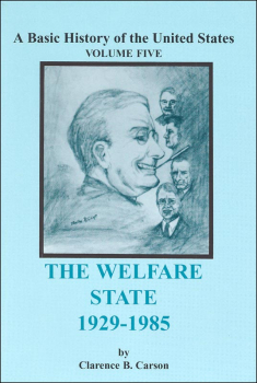Welfare State 1929-1985 (Volume 5)