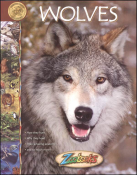 Wolves Zoobook