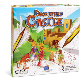 Once Upon a Castle Game