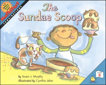 Sundae Scoop (MathStart Level 2:Combinations)