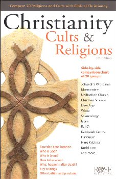 Christianity, Cults & Religions Pamphlet