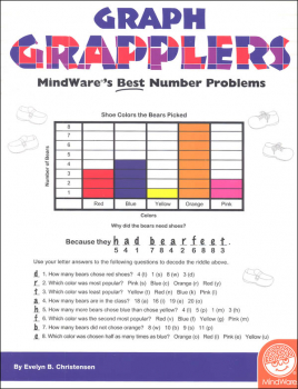 Graph Grapplers (Math Mosaics)