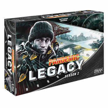 Pandemic: Legacy Season 2 (Black) Game
