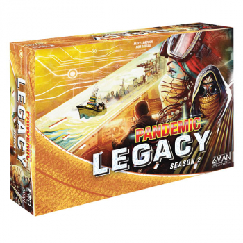 Pandemic: Legacy Season 2 (Yellow) Game