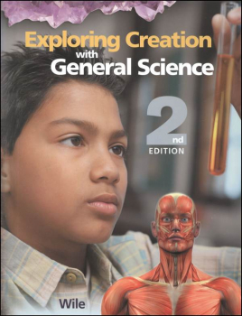 Exploring Creation with General Science Text Only