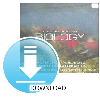 DIVE Biology Digital Download